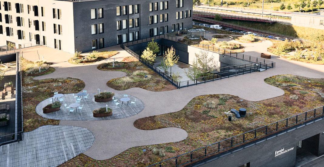 Egedal Rådhus i Ølstykke