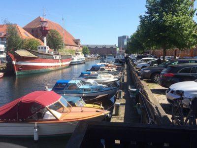 Frederiksholm Kanal – historisk byrum og promenade