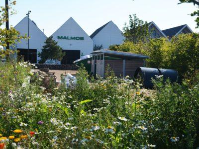 MALMOS er med i InnoBygs projekt om genbrug i byggeindustrien